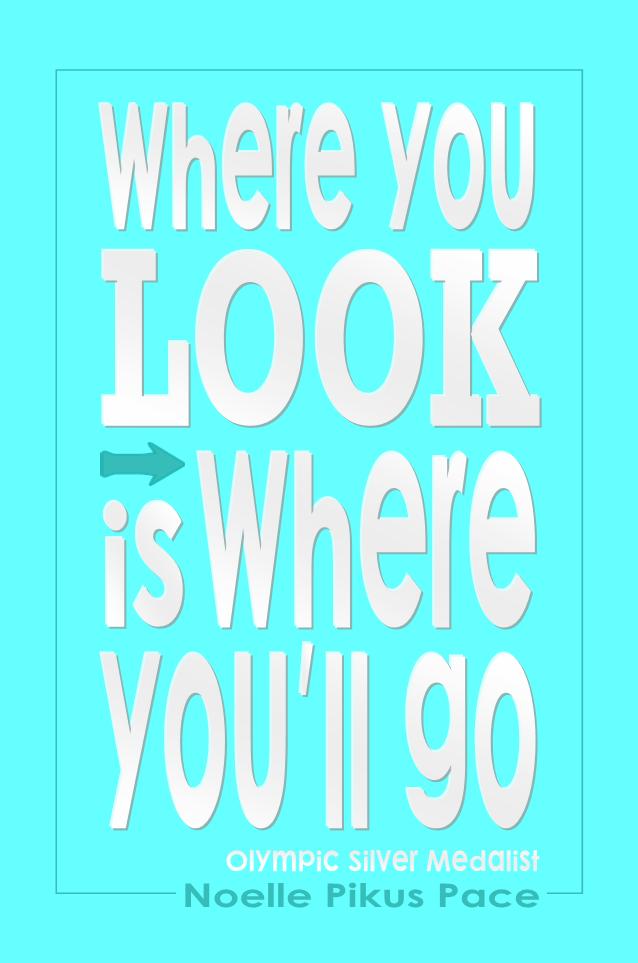 look where go