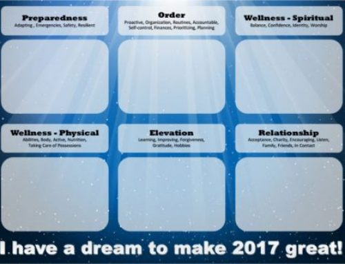 What's Your Dream For This Year (or this Month)?