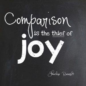 theif of joy